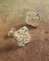 Celtic Stud Earrings