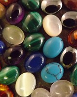 8 x 6 Oval Cabochon