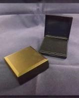 Plastic Hindged Earring / Pendant Box