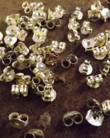 Silver Butterflys Scrolls Pack of 100