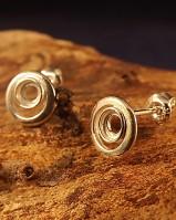 Stud Earring Settings For 4mm Stone