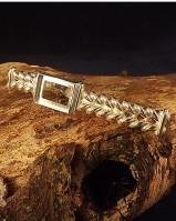 Heavy Tie Slide To Take a 14x10 Rectangular Stone