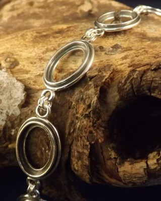 Bracelet To Fit 7 14x10 Cabochons