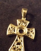 silver cross for approx 6mm