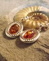 amber drops