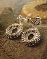 Stunning Drop Earring With cz For 8x6