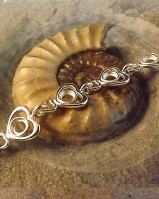 Silver Bracelet To Fit 12 4mm Cabochons