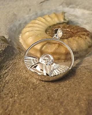 Angel Pendant for 20mm