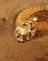 Silver Fancy Pendant For 10X8
